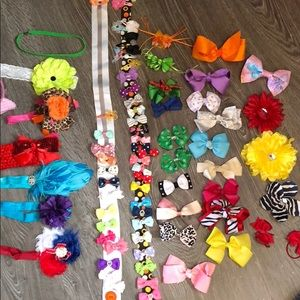 Other - Baby headbands and bows